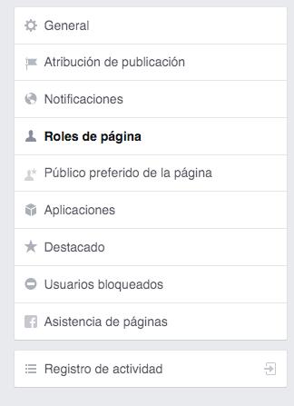 ¿Pueden utilizar varias personas la misma cuenta para administrar una página de Facebook?